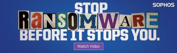 Sophos Anti Ransomware